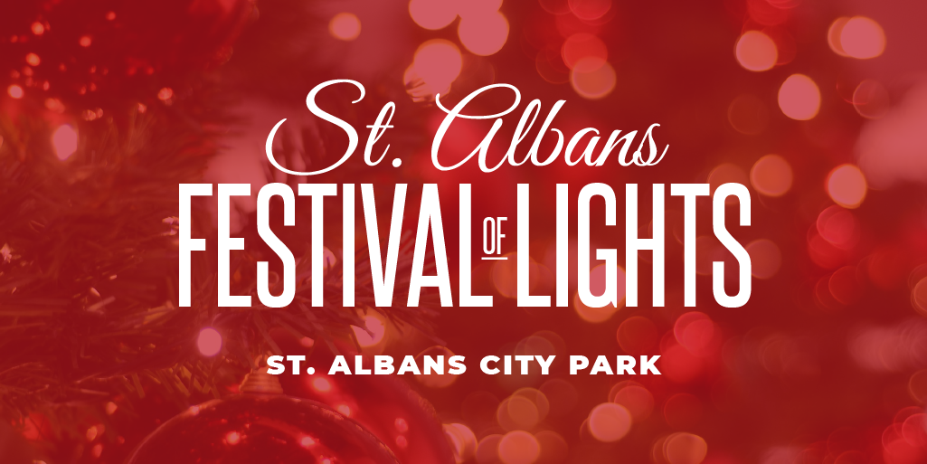 Festival of Lights - Christmas Lights in St. Albans West Virginia
