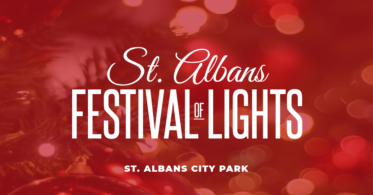 St. Albans Festival of Lights - St. Albans City Park